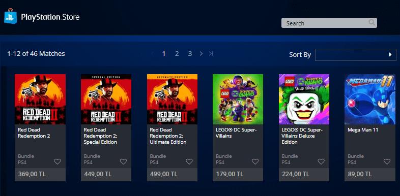 Red Dead Redemption 2'nin Fahiş Ön Sipariş fiyatı