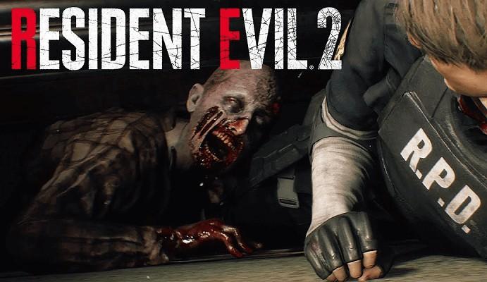 Resident Evil 2 Remake sistem gereksinimleri