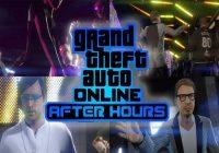 GTA Online After Hours Güncelleme