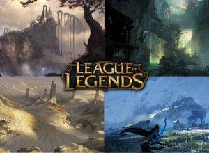 League of LegendsRunterra