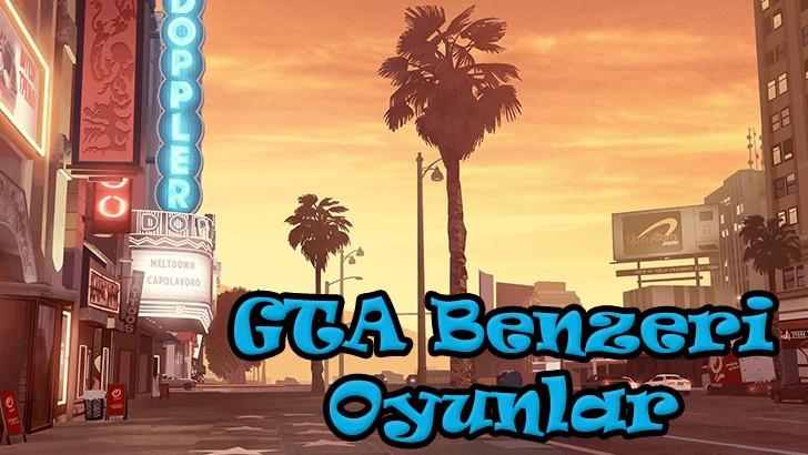 GTA-Benzeri-Oyunlar
