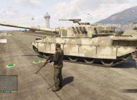 gta 5 tank
