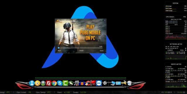 PUBG Mobile Bilgisayarda Oynama